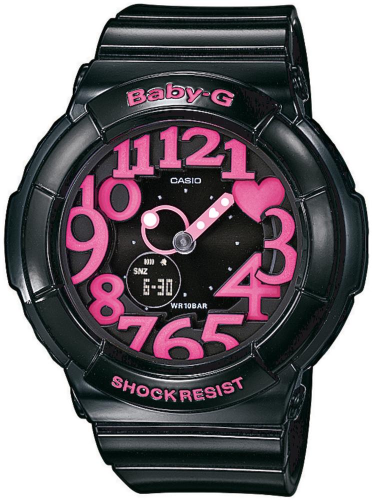 Baby-G BGA-130-1BER Baby-G