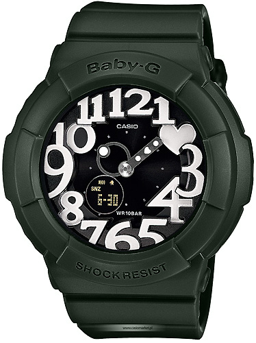 BGA-134-3BER - zegarek damski - duże 3