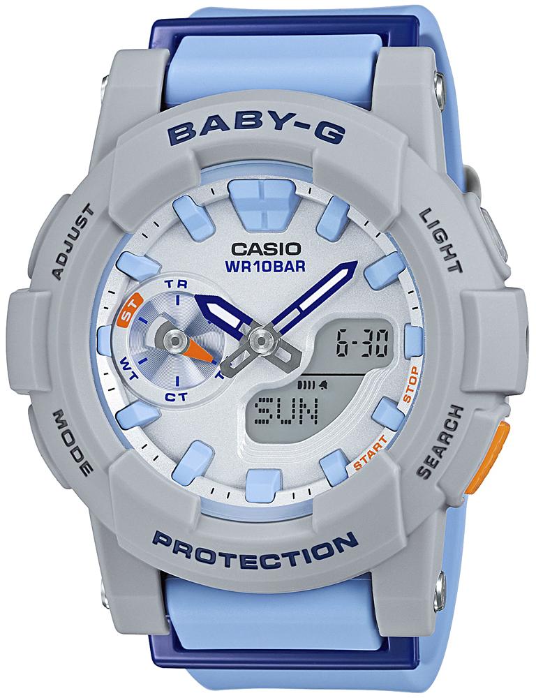 BGA-185-2AER - zegarek damski - duże 3