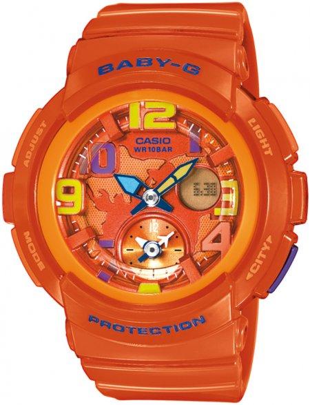 Zegarek damski Casio Baby-G baby-g BGA-190-4BER - duże 3