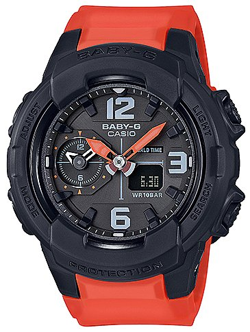 Zegarek Casio Baby-G BGA-230-4BER - duże 1