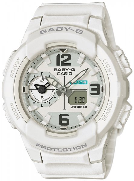 BGA-230-7BER - zegarek damski - duże 3