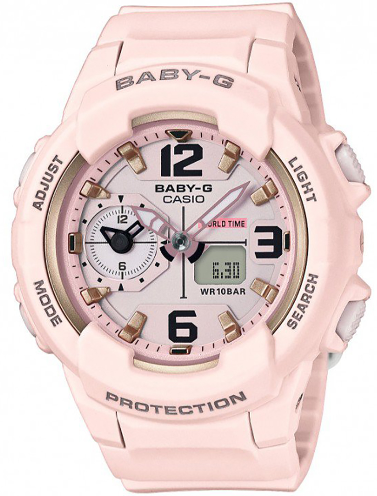 BGA-230SC-4BER - zegarek damski - duże 3
