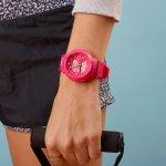Zegarek damski Casio baby-g BGA-240-4AER - duże 4