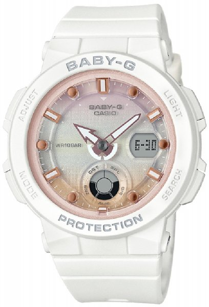 Baby-G BGA-250-7A2ER Baby-G BEACH EXPLORER