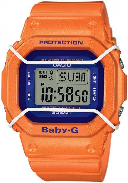 Zegarek damski Casio Baby-G baby-g BGD-501FS-4ER - duże 3