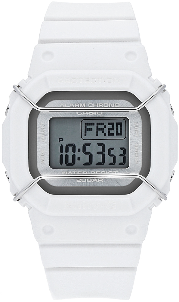 Zegarek damski Casio Baby-G baby-g BGD-501UM-7ER - duże 3