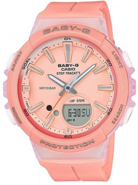 Zegarek Casio BGS-100-4AER - duże 1