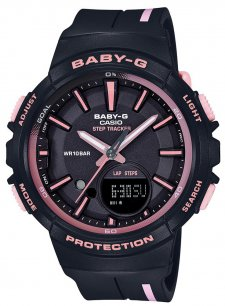 zegarek damski Casio Baby-G BGS-100RT-1AER