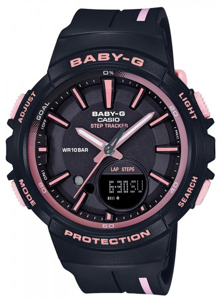 BGS-100RT-1AER - zegarek damski - duże 3