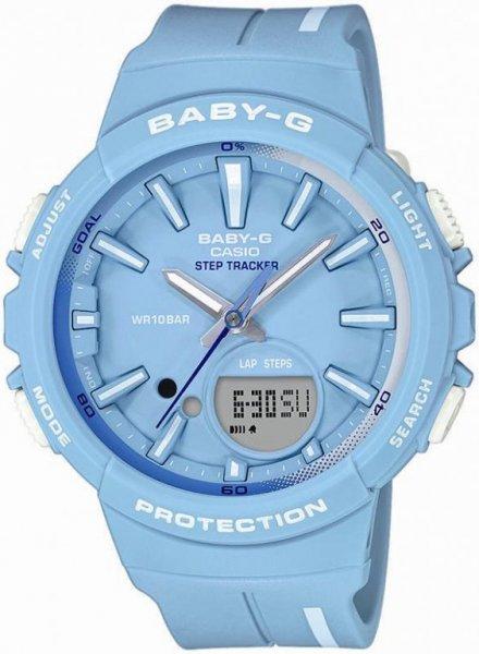 Zegarek Casio BGS-100RT-2AER - duże 1