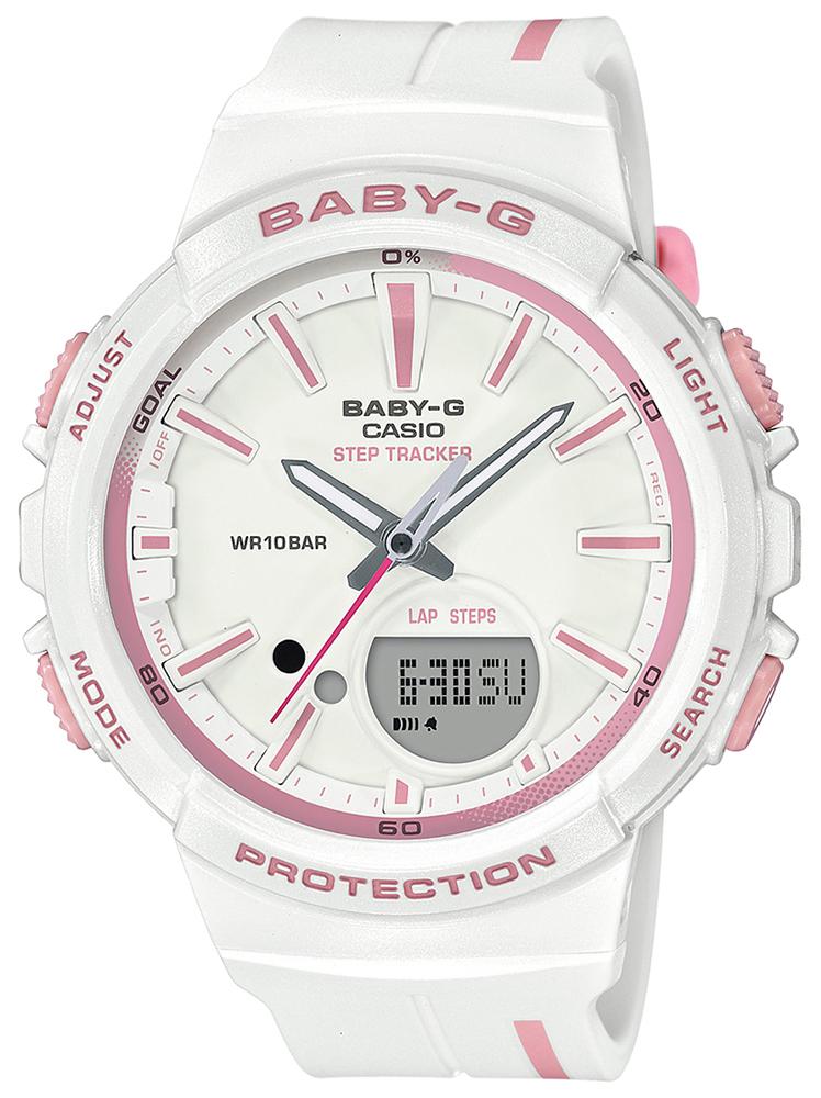 Baby-G BGS-100RT-7AER Baby-G Baby-G Step Tracker