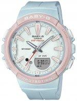 Zegarek damski Casio baby-g BGS-100SC-2AER - duże 1