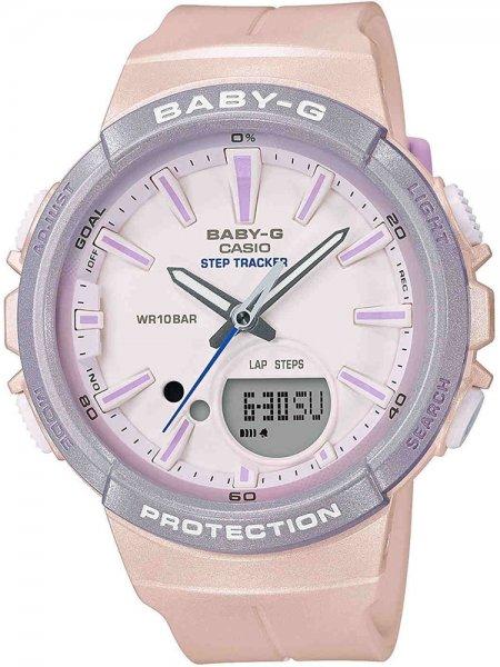 Zegarek Casio Baby-G BGS-100SC-4AER - duże 1