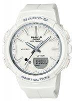 Zegarek damski Casio baby-g BGS-100SC-7AER - duże 1
