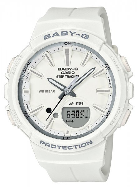 BGS-100SC-7AER - zegarek damski - duże 3