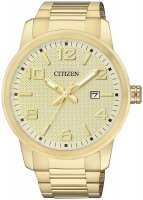 Zegarek męski Citizen elegance BI1022-51P - duże 1