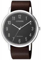 Zegarek męski Citizen ecodrive BJ6501-01E - duże 1