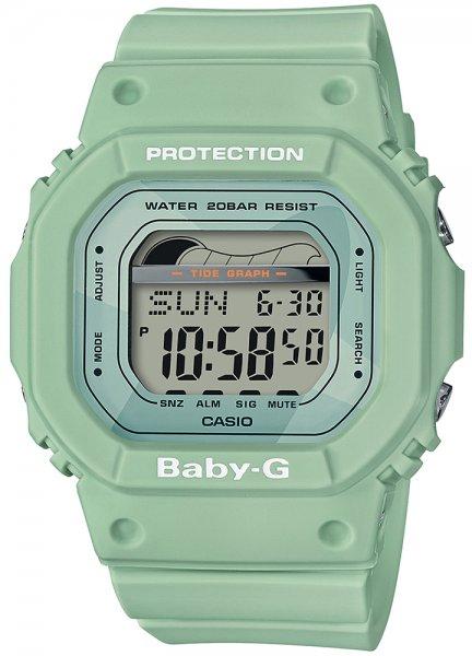 Zegarek Baby-G Casio G-LIDE RETRO SURF COLORS - damski - duże 3