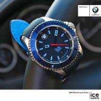 Zegarek unisex ICE Watch ice-bmw BM.BLB.U.L.14 - duże 2