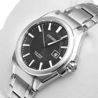 Zegarek męski Citizen titanium BM6930-57E - duże 2