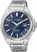 Zegarek męski Citizen titanium BM6930-57M - duże 1
