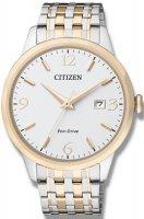 Zegarek męski Citizen ecodrive BM7304-59A - duże 1