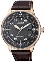 Zegarek męski Citizen ecodrive BM7393-16H - duże 1