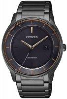 Zegarek męski Citizen ecodrive BM7407-81H - duże 1