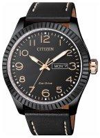 Zegarek męski Citizen ecodrive BM8538-10EE - duże 1
