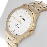 Zegarek męski Bisset klasyczne BS25C26MG - duże 2