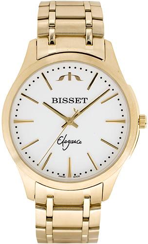 Zegarek męski Bisset klasyczne BS25C26MG - duże 1