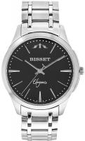 Zegarek męski Bisset klasyczne BS25C26MK - duże 1
