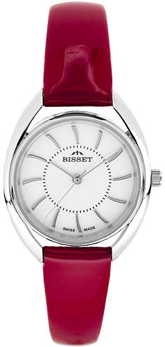 Zegarek damski Bisset biżuteryjne BSAC95R - duże 1
