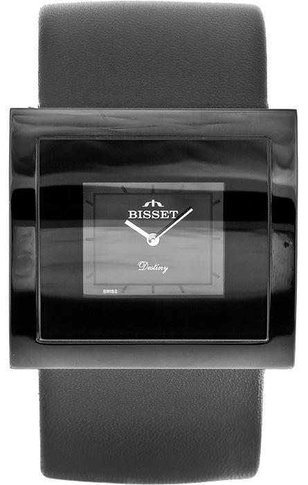 Zegarek damski Bisset klasyczne BSAD35KK - duże 1