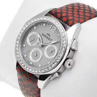Zegarek damski Bisset wielofunkcyjne BSAD50R - duże 2