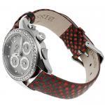 Zegarek damski Bisset wielofunkcyjne BSAD50R - duże 4