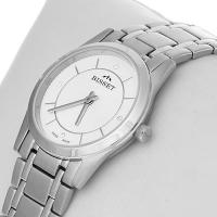 Zegarek damski Bisset biżuteryjne BSBC92W - duże 2
