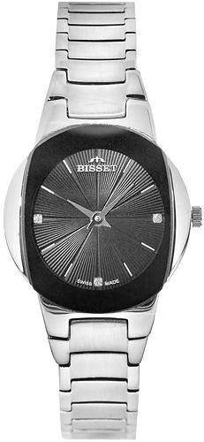 Zegarek damski Bisset biżuteryjne BSBC97 - duże 1