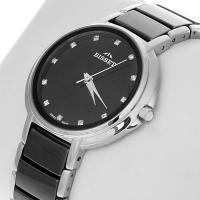Zegarek damski Bisset biżuteryjne BSBD01 - duże 2