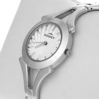 Zegarek damski Bisset biżuteryjne BSBD05W - duże 2