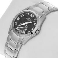 Zegarek damski Bisset biżuteryjne BSBD12K - duże 2