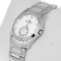 Zegarek damski Bisset biżuteryjne BSBD12W - duże 2
