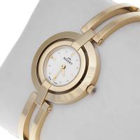 Zegarek damski Bisset biżuteryjne BSBD42G - duże 2