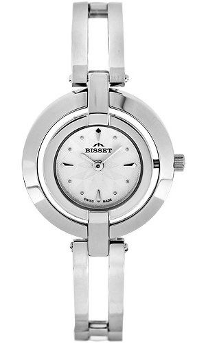 Zegarek Bisset BSBD42W - duże 1