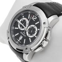 Zegarek męski Bisset sportowe BSCC72K - duże 2
