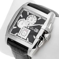 Zegarek męski Bisset wielofunkcyjne BSCC76K - duże 2