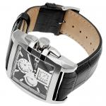 Zegarek męski Bisset wielofunkcyjne BSCC76K - duże 4