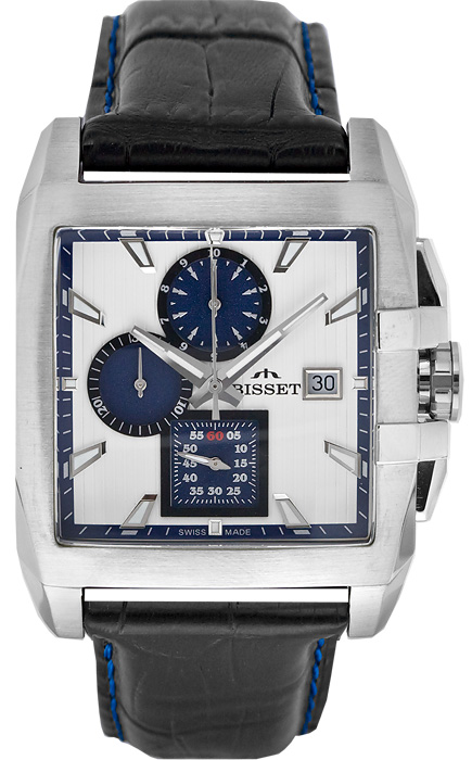 Zegarek Bisset BSCC76W - duże 1