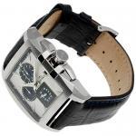 Zegarek męski Bisset wielofunkcyjne BSCC76W - duże 4